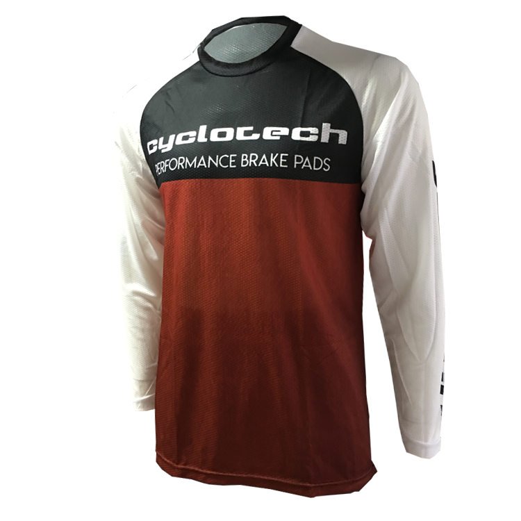 | Cyclotech AM DH Team Jersey Longsleeve
