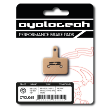 Cyclotech Prodisc Metal remblokken voor o.a. Shimano SLX DEORE BR-M525